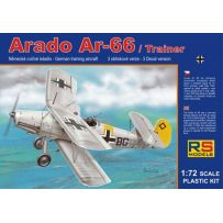 RS MODELS 92059 ARADO 66 TRAINER LUFTWAFFE 1/72