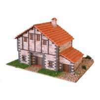 BLOCK CUIT 43505 CANTABRIAN TYPICAL HOUSE