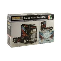 ITALERI 3820 US Power Truck 3820 1/24
