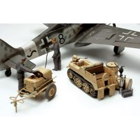 TAMIYA 32533 KETTENK.GENERATEUR AVION 1/48
