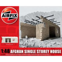 AIRFIX 75010 AFGHAN SINGLE STOREY HOUSE 1/48