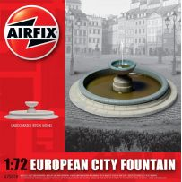 AIRFIX 75018 EUROPEAN CITY FOUNTAIN 1/72