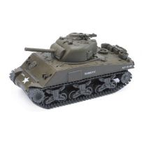 NEWRAY 61535 TANK SHERMAN M4 A3 MODEL KIT 1/32