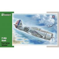 SPECIAL HOBBY 32003 P-36 PEARL HARBOR DEFENDER 1/32