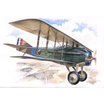 SPECIAL HOBBY 48010 SPAD VII C1 RFC AND US AIR SERVICE 1/48