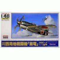 ARII 304044 JAPANESE FIGHTER KAWANISHI SHIDEN GEORGE 1:48