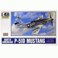 ARII 304105 NORTH AMERICAN P-51D MUSTANG 1:48