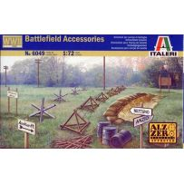 ACCESSOIRES WWII 1/72