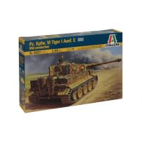 ITALERI 6507 TIGER I MILIEU PRODUCTION 1:35