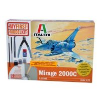 ITALERI 12005 COFFRET MIRAGE 2000C DVD