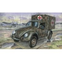 SPECIAL ARMOUR 35018 VW TYPE 83 REICHS POST (KASTENWAGEN) 1/35