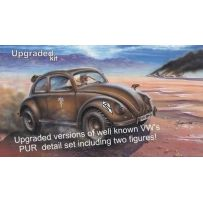 SPECIAL ARMOUR 35019 VW TYPE 87 UPGRADED 1/35