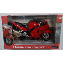 AOSHIMA 07994 HONDA CBR1100XX SUPER BLACKBIRD(RED) 1:12