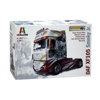 ITALERI 3917 MAQUETTE CAMION DAF XF 105 SMOKY JR. 1/24