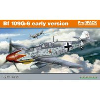 EDUARD 82113 BF 109G-6 EARLY VERSION 1/48
