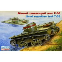 EASTERN EXPRESS 35002 T-38 RUSSIAN AMPHIBIOUS SMALL TANK 1/35