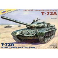 T-72A 1/35