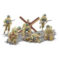 29TH US INFANTERIEDIVISION OMAHA BEACH 44 1/35