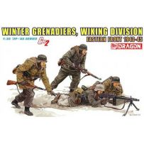 GRENADIERS DIVISION WIKING 1/35