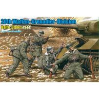 20ÈME DIVISION WAFFENGRENADIERS 1/35
