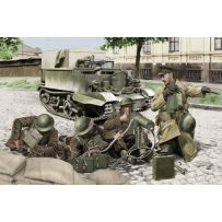 BRITISH EXPED. FORCE FRANCE 1940 1/35