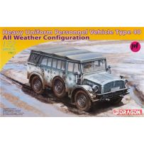 HORCH 4X4 TYPE 40 1/72