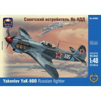 ARK MODELS 48002 YAKOVLEV YAK-9DD RUSSIAN FIGHTER 1/48