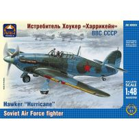 ARK MODELS 48024 HAWKER HURRICANE BRITISH FIGHTER THE SOVIET AIR FORCES 1/48