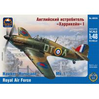 ARK MODELS 48026 HAWKER HURRICANE MK.IA BRITISH FIGHTER THE ROYAL AIR FORCE 1/48