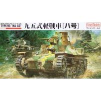 IJA TYPE95 LIGHT TANK HA-GO 1/35