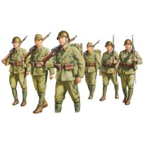 IMPERIAL JAPANESE ARMY INFANTRY SET 1/35