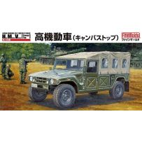 JGSDF HIGH MOBILITY VEHICLE W/ CANVAS TOP 1/35