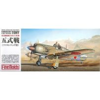 IJA TYPE5 FIGHTER TONY (FAST BACK CANOPY) 1/72