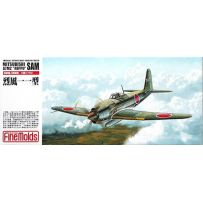 IJN CARRIER FIGHTER A7M-2 SAM 1/72