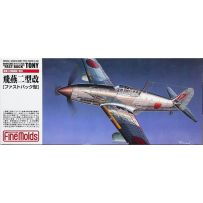 IJA KAWASAKI TYPE3 KI-61-II FAST BACK FIGHTER 1/72