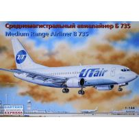 BOEING 737-500 UTAIR AVIATION 1/144