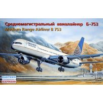 BOEING 757-300 CONTINENTAL AIRLINES 1/144