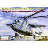MIL MI--6 EARLY VERSION THE SOVIET AIR FORCES 1/144