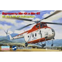 MIL MI-4A & MI-4P RUSSIAN HELICOPTERS 1/144