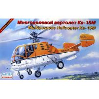 KAMOV KA-15M RUSSIAN MULTIPURPOSE HELICOPTER 1/72