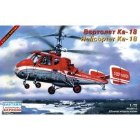 KAMOV KA-18 RUSSIAN MULTIPURPOSE HELICOPTER 1/72