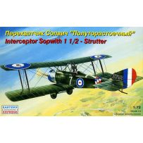 SOPWITH1-1/2 STRUTTER BRITISH INTERCEPTOR 1/72