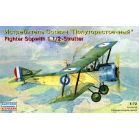 SOPWITH1-1/2 STRUTTER BRITISH FIGHTER 1/72