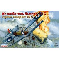 NIEUPORT 16C FRENCH FIGHTER 1/72