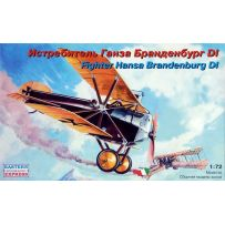 HANSA-BRANDENBURG D.I AUSTRO-HUNGARIAN FIGHTER 1/72