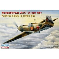 LAGG-3 SERIES 66 RUSSIAN FIGHTER 1/72