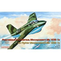 MESSERSCHMITT ME.163B 1A KOMET GERMAN 1/72