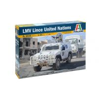 ITALERI 6535 LMV LINCE UNITED NATIONS 1/35