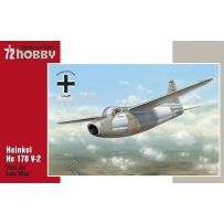 SPECIAL HOBBY 72192 HEINKEL HE 178 V-2 – RE-ISSUE 1/72