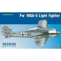 EDUARD 07439 Fw 190A-5 LIGHT FIGHTER (2 cannons) 1/72